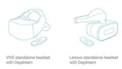 Google претстави очила за виртуелна реалност, кои работат без дополнителен смартфон