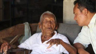 Почина најстариот човек на светот