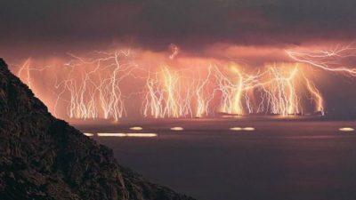 Погледнете го најнаелектризираното место на светот