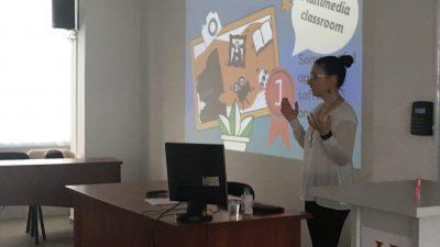 Работилница за наставници од средните училишта се одржа во рамки на УАКС