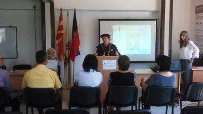 На Технолошко техничкиот факултет во Велес свечена промоција на дипломираните студенти и магистранти