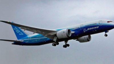 Боинг ќе истражува беспилотни авиони