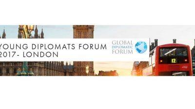 Повик за аплицирање, Форум за млади дипломати во Лондон