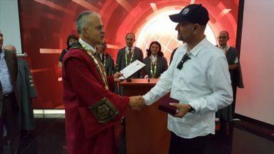 ФОН го прогласи Влатко Стефановски за почесен доктор на науки