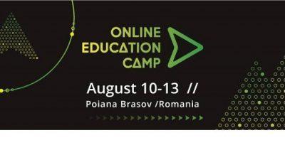 Повик за аплицирање, Онлајн едукативен камп 2017 во Романија