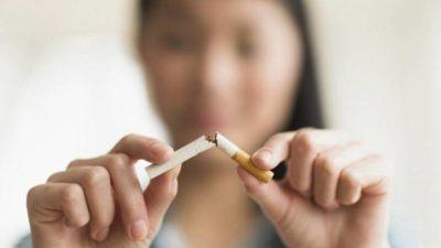 Еве како да ги оставите цигарите еднаш засекогаш