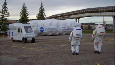 НАСА развива робот што ќе бара живот на други планети