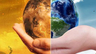 Што ќе случи со светот ако температурите се зголемат од 1 и 6 °C?