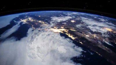 Астронаут објави неверојатна снимка од Земјата (видео)