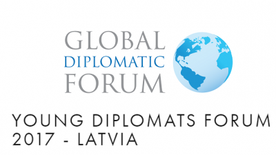 Повик за аплицирање, Форум за млади дипломати во Рига, Латвија