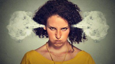 2 брзи начини да ја смирите агресивната личност за помалку од 1 минута