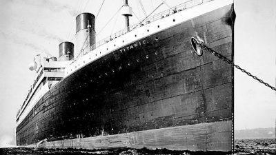 Титаник се подготвува да исплови: Погледнете во репликата на славниот брод кој тргнува на патување во 2018 година!