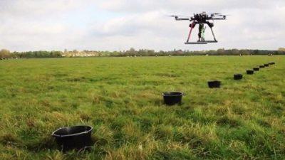 Дронови ќе садат цели шуми директно од воздух