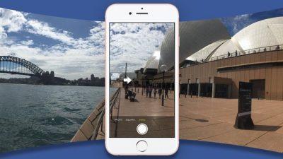 Нова опција на Facebook: Фотографирање во 360 степени