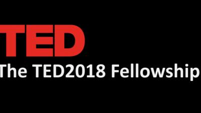 Аплицирајте за целосно финансираната програма за стипендија на TED 2018!