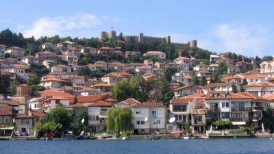 Уметност за обука за застапување во Охрид, Македонија