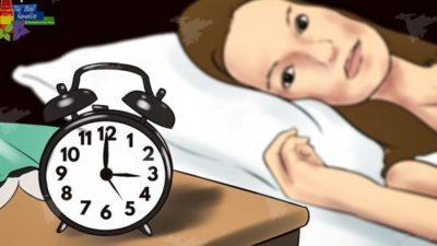 Се будите во 3 часот – еве што се обидува вашето тело да ви каже