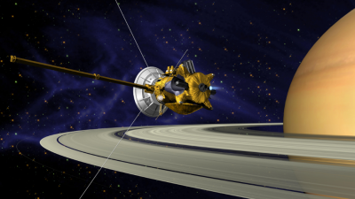 Збогум Касини! – Сондата за кратко време ќе се распадне над Сатурн