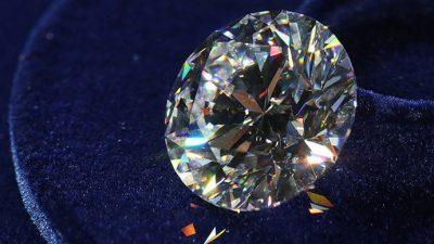 Вториот најголем дијамант во светот продаден за 53 милиони долари