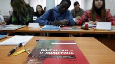 Како руските универзитети заработуваат од странски студенти