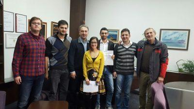 ФЕИТ домаќин на балканскиот натпревар по LabVIEW