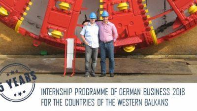 Програма за практична работа на германскиот бизнис за државите од Западен Балкан