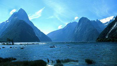 Изгубениот континент Зеландија!