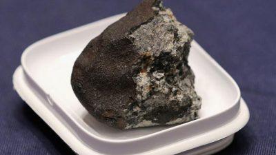 Ова е најстариот метеорит на светот и вреди 16.000 евра
