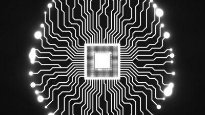 Развиен микрочип кој користи светлина и се однесува како мозочна клетка