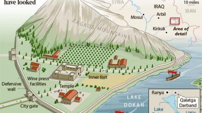 Изгубен град на Александар Велики пронајден во Ирак