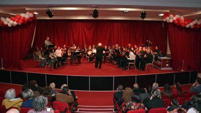 Концерт на мандолинските оркестри од Св. Николе и Сандански