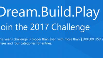 """""""Сонувај.Гради.Играј"""" предизвик на Microsoft"""