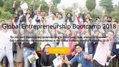 Глобален претприемачки камп во Тајланд