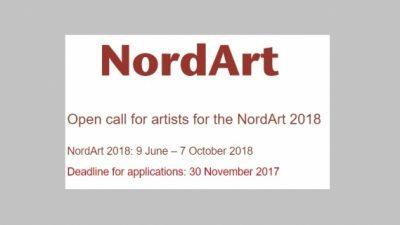 NordArt 2018 Меѓународна изложба за визуелни уметности