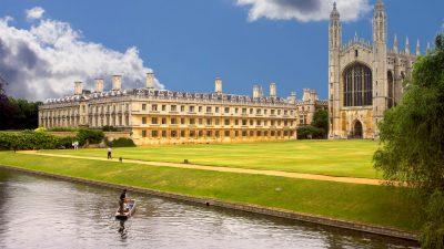 Презентација за ПЕКСИМ стипендии за втор циклус студии на Универзитетот Кембриџ