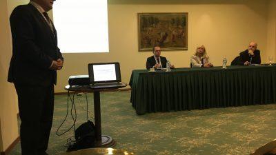 Проф. д-р Зоран Шапуриќ презентираше научно-истражувачки труд на 1-та меѓународна конференција за одржлив развој