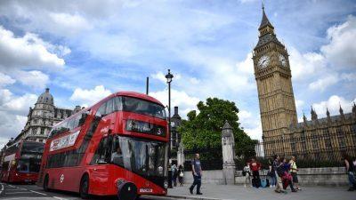 Лондонските автобуси возат на гориво од кафе