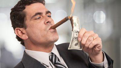 Најбогатите луѓе, кои сочинуваат 1% од населението, веќе поседуваат повеќе од половина од светското богатство