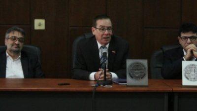УГД: Амбасадорот Бејли одржа предавање за борба против корупцијата