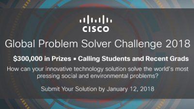 Предизвик за решавање на глобални проблеми