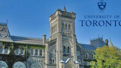 Целосни меѓународни стипендии на Универзитетот во Торонто