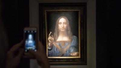 Најскапата слика на сите времиња ја купил саудискиот принц