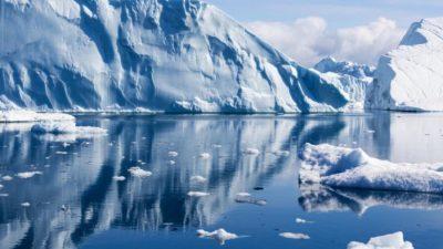 Како би изгледал Гренланд без ледената покривка? (ВИДЕО)