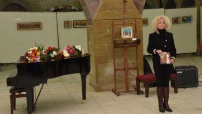 Отворена изложбата на проф. д-р Елизабета Митрева