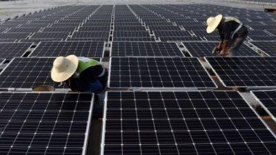 Електричната енергија која се произведува во Кина 40% ќе биде од обновливи извори