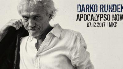 Дарко Рундек вечерва во МКЦ одбележува 20 години соло кариера