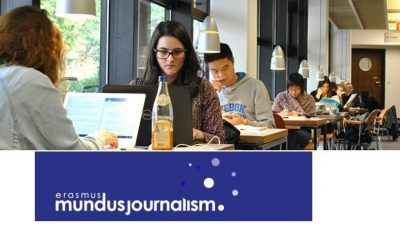 Апликациите за магистерските стипендии на Еразмус Мундус за новинарство, медиуми и глобализација се сега отворени
