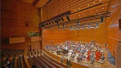 Концерт на Македонската филхармонија и студенти од ФМУ