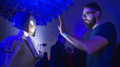 Најголемиот планетариум на светот се отвора во Санкт Петербург