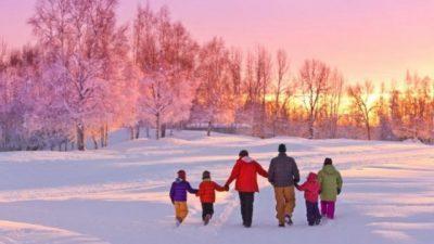 Десет причини зошто прошетката по студеното време е добра за вашето здравје